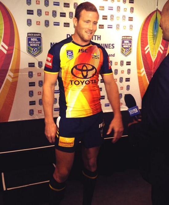 NQ Cowboys Auckland Nines Jumper