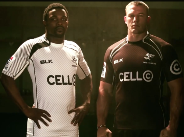 New Sharks Rugby Jersey 2014