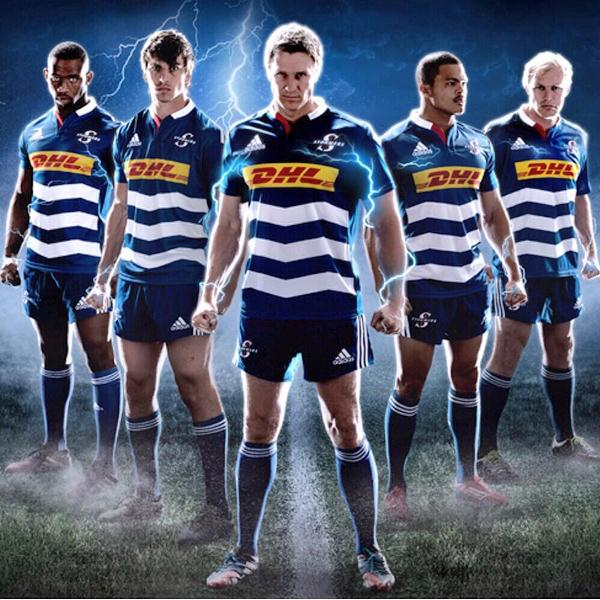 New Stormers Jersey 2014