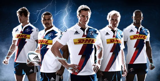 New Stormers Kit 2014