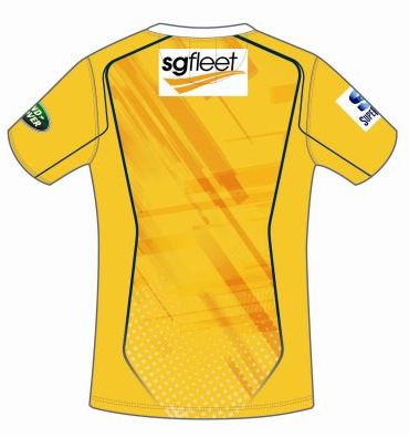 Brumbies Away Jersey 2014