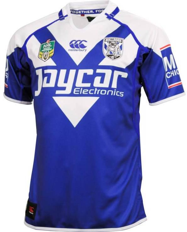 Bulldogs RL Away Shirt 2014