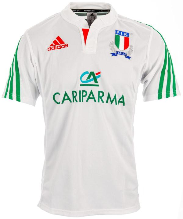 Italian Away Rugby Shirt 2014