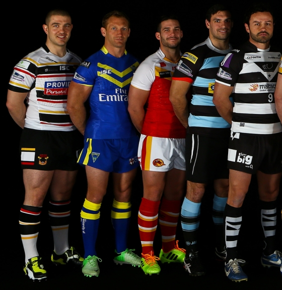 New London Broncos Shirt 2014