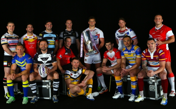 Super League 2014 Kits