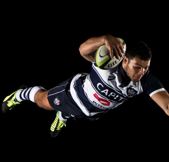 Bristol Rugby 2014 2015 Shirt