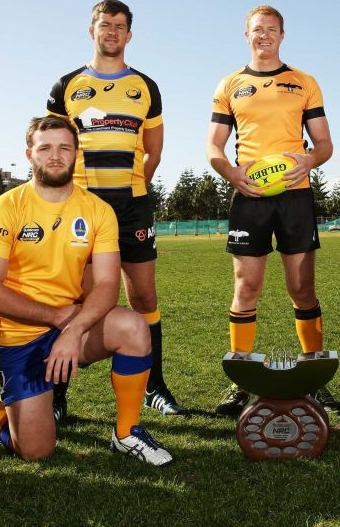 NSW Country Rugby Kit ASICS