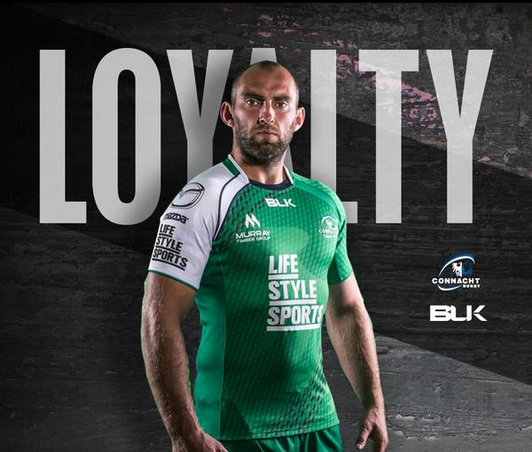 New Connacht Rugby Jersey 2014 2015