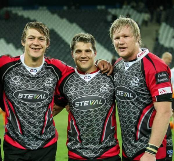 Steval Pumas Rugby Shirt 2014 15