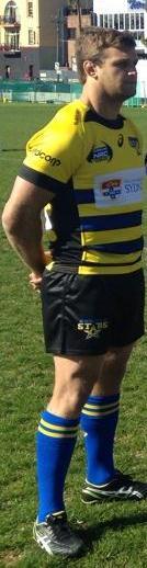 Sydney Stars NRC Jersey 2014