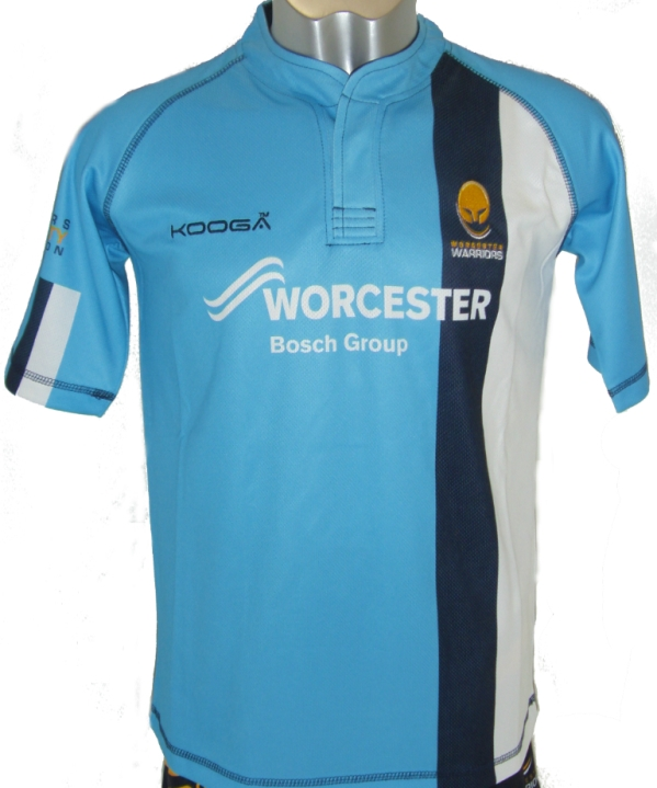 Worcester Warriors Away Shirt 14 15