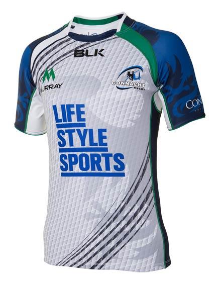 Connacht Rugby Alternate Jersey 2015