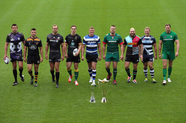 Northampton Saints Cup Jersey 2014 15