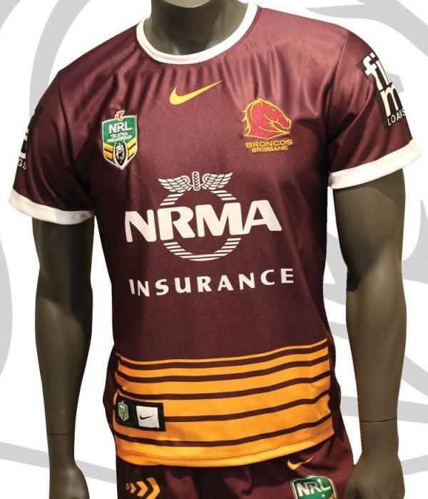 New Brisbane Broncos Jersey 2015- Nike Broncos NRL Home Shirt 2015 ... 2137dd23d