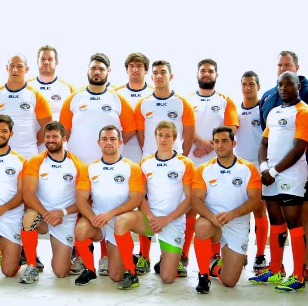 Cyprus Rugby Strip 2014 15