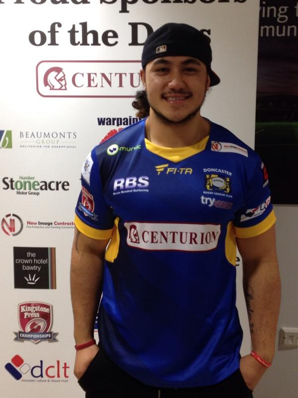 Doncaster Rugby League Shirt 2015