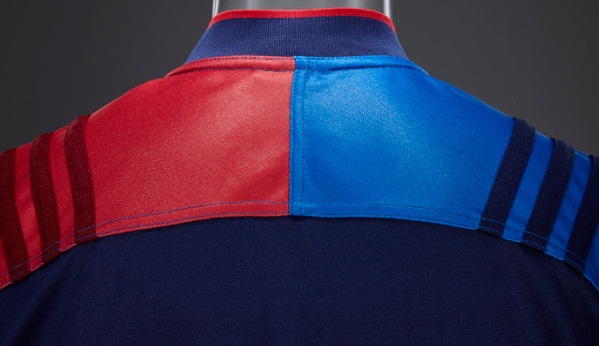 France 7's Shirt Adidas 2015