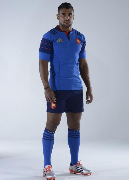 New France Rugby Strip 2015