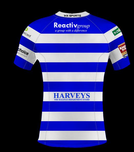 New Halifax RLFC Shirt 2015