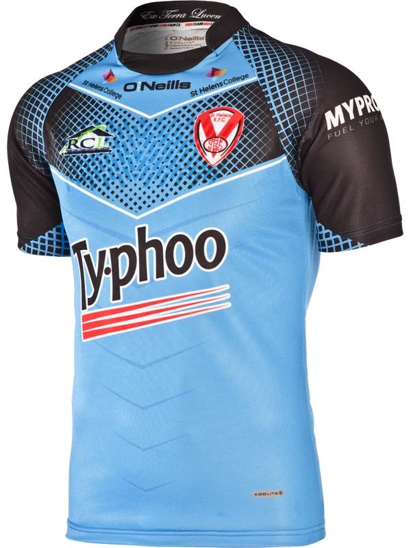 New St.Helens Away Shirt 2015