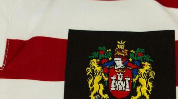 Wigan Warriors 2015 Shirt Crest