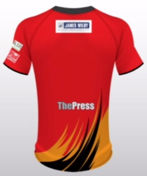 Dewsbury Away Kit