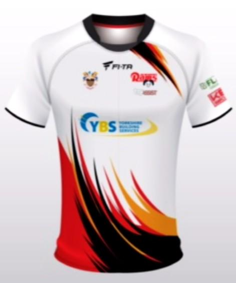 Dewsbury Rams Home Shirt 2015