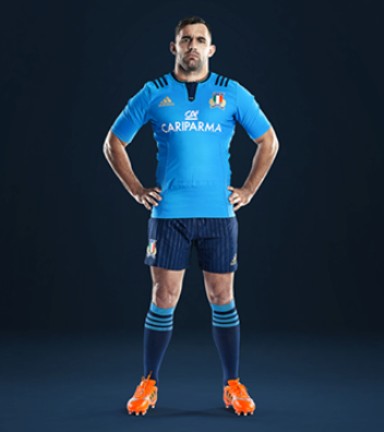 New Italy Rugby Shirt 2015
