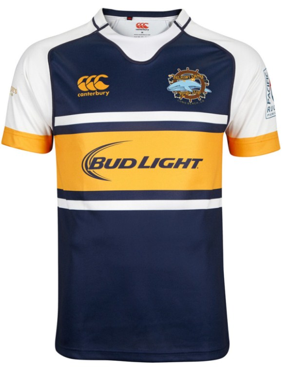 Belmont Shore Rugby Shirt 2015