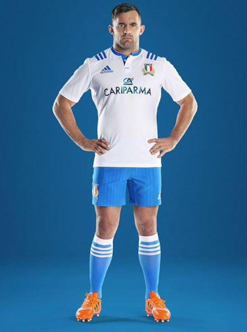 New Italy Away Rugby Jersey 2015 Six Nations