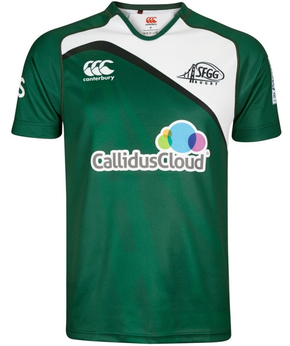 SFGG Rugby Jersey 2015