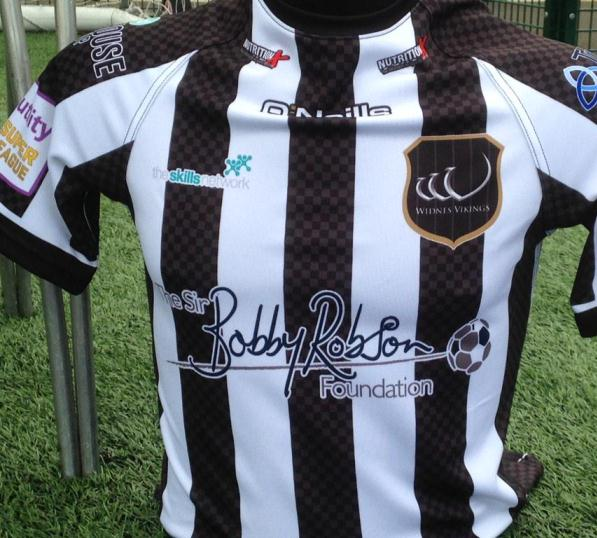 Widnes Magic Weekend Shirt 2015