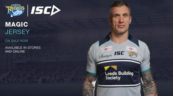 Leeds Rhinos Magic Weekend Shirt 2015