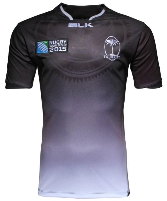 Fiji Away RWC Shirt 2015