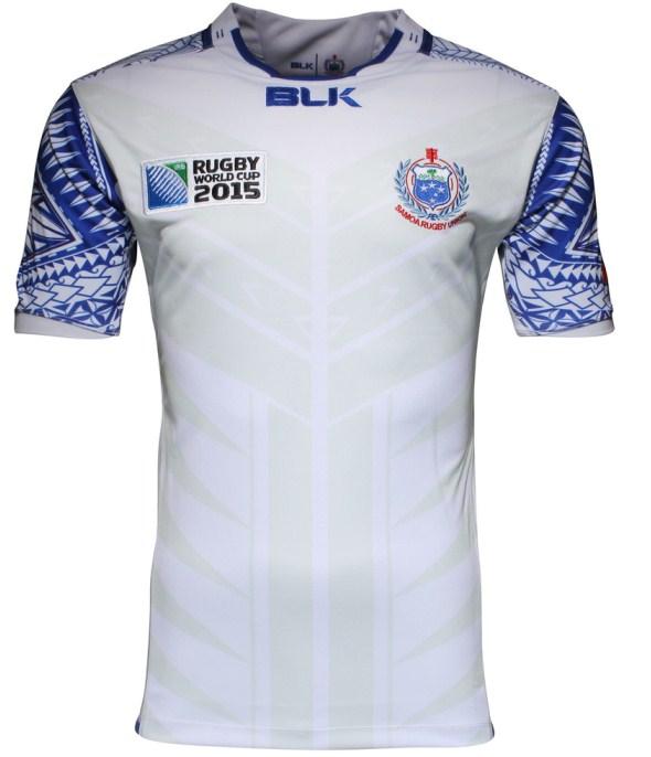 Samoa RWC Away Jersey 2015