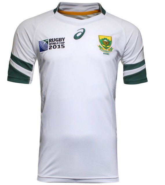 South Africa Alternate Jersey RWC 2015