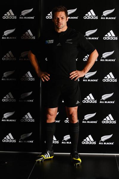 All Blacks RWC Jersey 2015