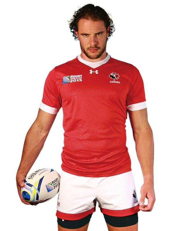 Canada RWC Jersey 2015