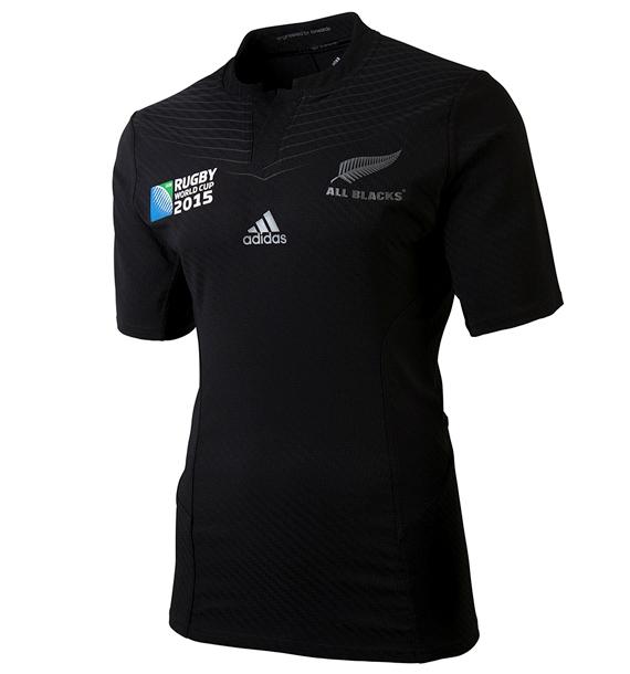 NZ RWC Jersey 2015