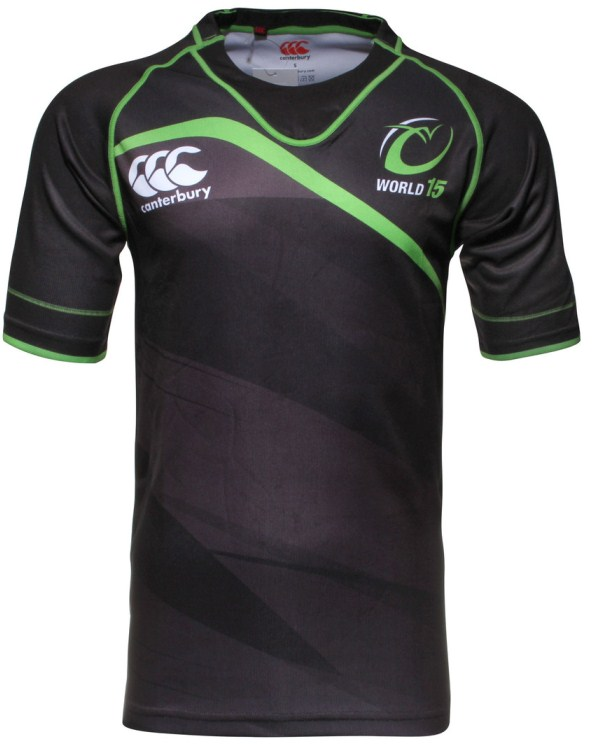 World XV Rugby Jersey 2015