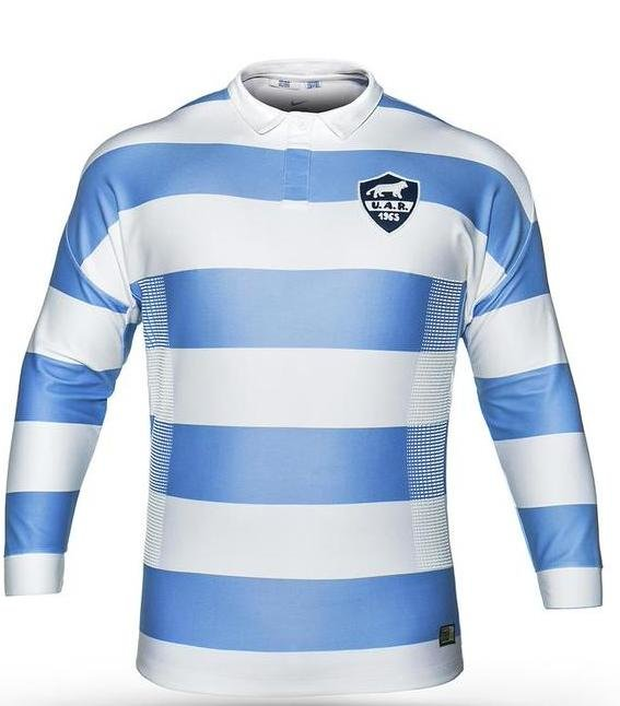 Argentina 50th Anniversary Rugby Jersey 2015