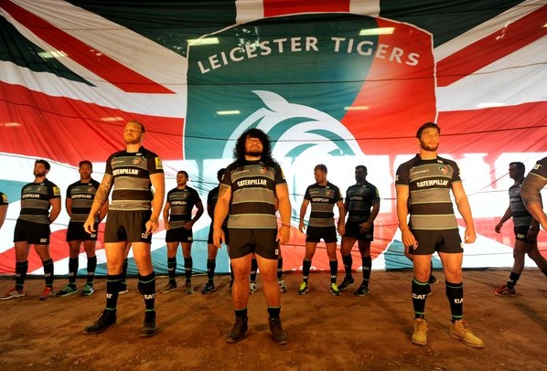 Leicester Tigers Away Kit 2015 16