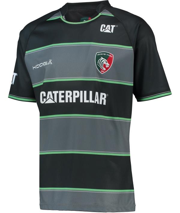 Leicester Tigers Away Shirt 2015 2016