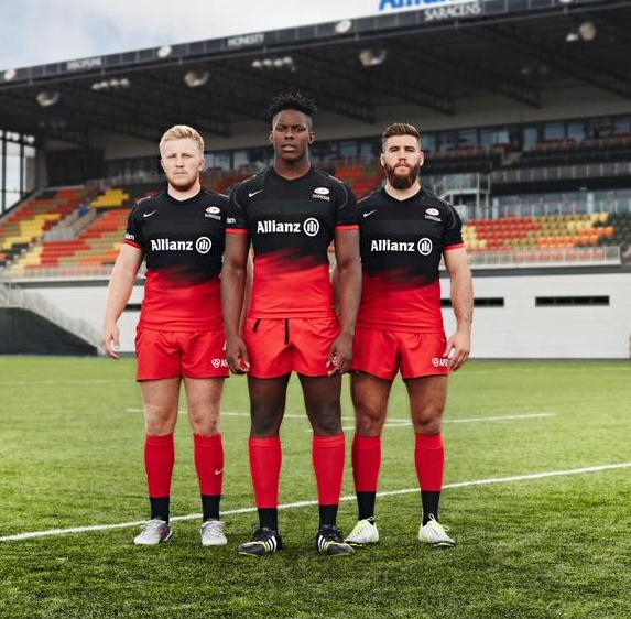 New Sarries Rugby Shirt 2015 16