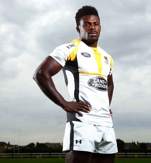Wasps Rugby Away Kit 2015 16