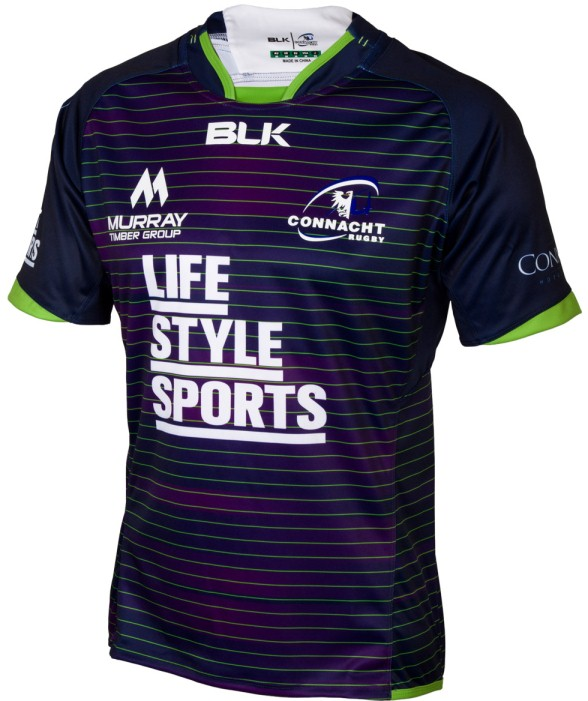 Connacht Third Jersey 2015 2016