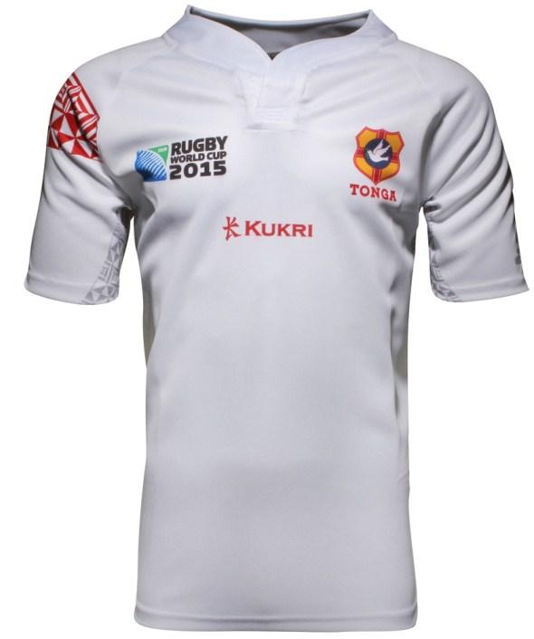 Tonga Kukri Shirt 2015 16