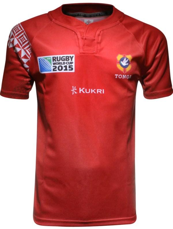 Tonga RWC Jersey 2015