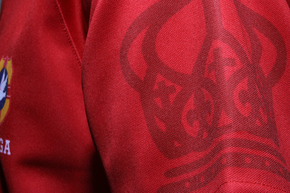 Tonga RWC Strip 2015 Closeup