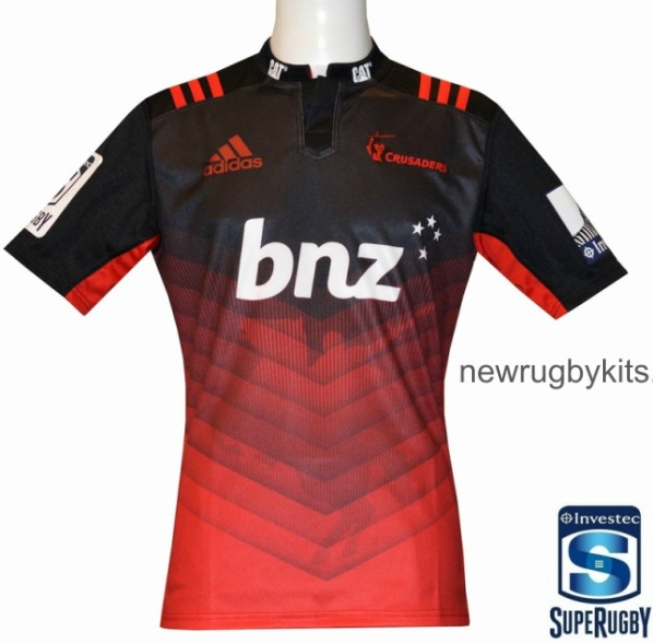 Crusaders Rugby Shirt 2016